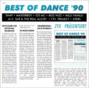 Cover - Age Of Love: Best Of Dance '90