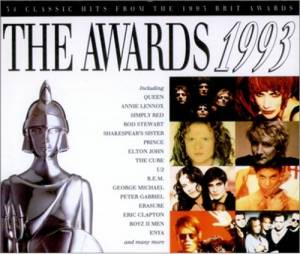 Cover - Undercover: Awards 1993 - 34 Classic Hits From The 1993 Brit Awards, The