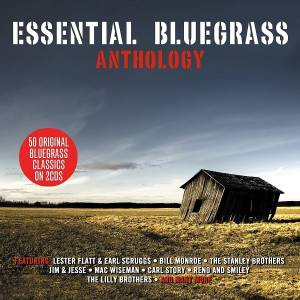 Essential Bluegrass Anthology - Cover