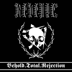 Revenge: Behold.Total.Rejection - Cover