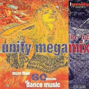 Cover - Aly-Us: Full Unity Megamix, The