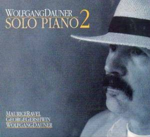 Cover - Wolfgang Dauner: Solo Piano 2