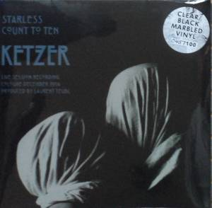 Ketzer: Starless - Cover