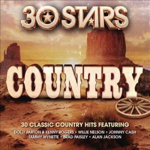30 Stars Country - Cover