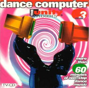 Cover - Anticappella: Dance Computer Volume 3