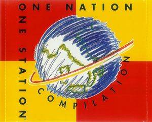 One Nation One Station - Cover