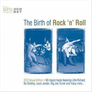 Cover - Paul Williams: Birth Of Rock 'n' Roll, The