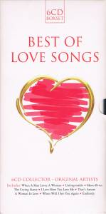 Cover - Mike Pender's Searchers: Best Of Love Songs