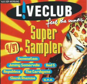 Cover - Fever Feat. Tippa Irie: Super Sampler 4/97