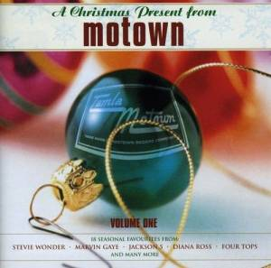 Cover - Funk Brothers, The: Christmas Present From Motown, Volume One, A