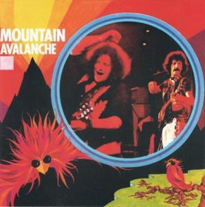 Mountain: Avalanche - Cover
