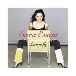 Cover - Sara Evans: Born To Fly