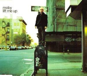 Moby: Lift Me Up - Cover