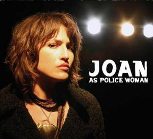 Joan As Police Woman: Real Life - Cover