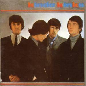 The Kinks: Kinda Kinks - Cover