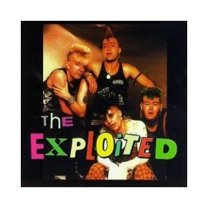 The Exploited: Singles Collection (CD) - Bild 1