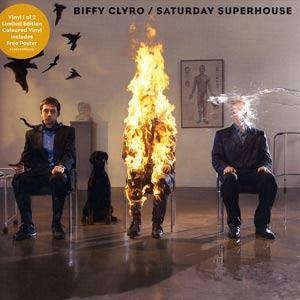 Biffy Clyro: Saturday Superhouse - Cover
