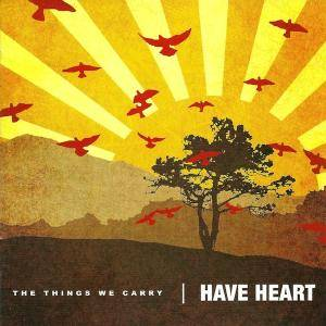 Have Heart: Things We Carry, The - Cover