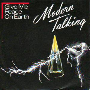 Modern Talking: Give Me Peace On Earth - Cover