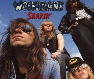 Wolfsbane: Shakin' - Cover