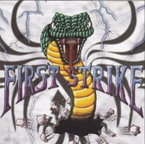 First Strike: First Strike (CD) - Bild 1