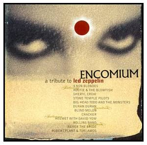 Encomium - A Tribute To Led Zeppelin - Cover