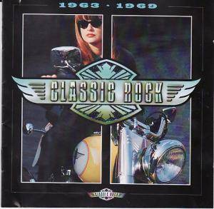 Classic Rock 1963-1969 - Cover