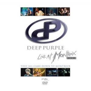 Deep Purple: Live At Montreux 2006 - They All Came Down To Montreux - Cover