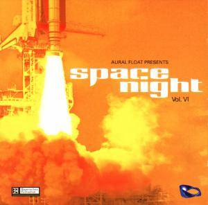 Cover - Sven van Hees: Aural Float Presents Space Night Vol. VI