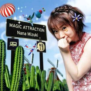 Cover - Nana Mizuki: Magic Attraction