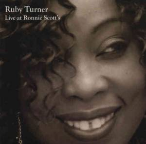 Cover - Ruby Turner: Live At Ronnie Scott's