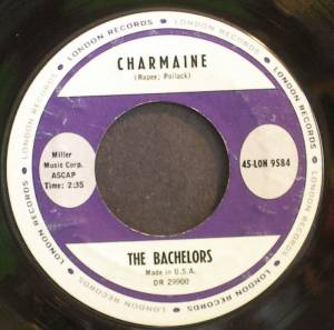 Cover - Bachelors, The: Charmaine