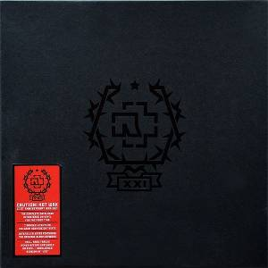 Rammstein: XXI - The 21st Anniversary Vinyl Box Set (14-LP) - Bild 1