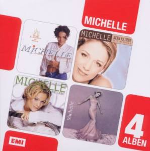 Michelle: 4 Alben - Cover