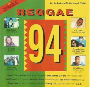 Cover - Beats International Feat. Lindy: Reggae 94