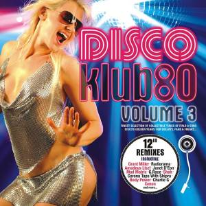Disco Klub 80 Volume 3 - Cover