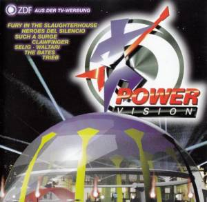 Power Vision - Cover