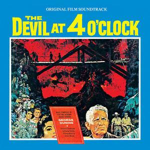 Cover - George Duning: Devil At 4 O'Clock, The