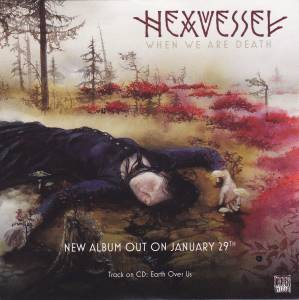 Cover - Hexvessel: When We Are Death / Repeat Until Death