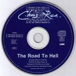 Chris Rea: The Road To Hell (CD) - Bild 3