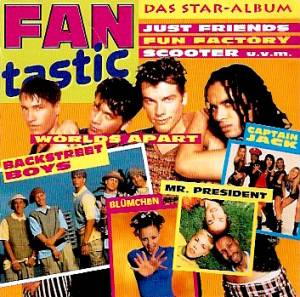 Cover - PJ & Duncan: Fantastic - Das Star-Album