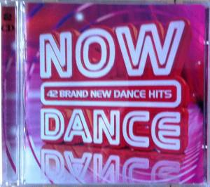 Cover - Brad Carter: NOW Dance 2005 - 42 Brand New Dance Hits