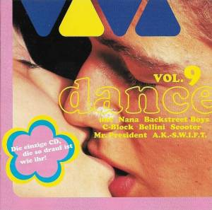 Viva Dance Vol. 09 - Cover