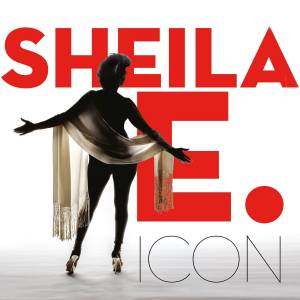 Sheila E.: Icon - Cover