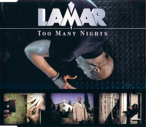 Cover - Lamar: Too Many Nights