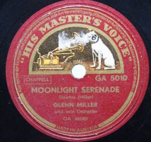 Cover - Glenn Miller: Moonlight Serenade / Perfida