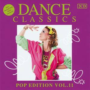 Cover - Eurythmics & Aretha Franklin: Dance Classics - Pop Edition Vol. 11