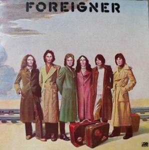 Foreigner: Foreigner - Cover