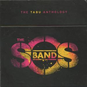 Cover - S.O.S. Band: Tabu Anthology, The