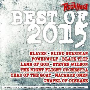 Rock Hard - Best Of 2015 (CD) - Bild 1